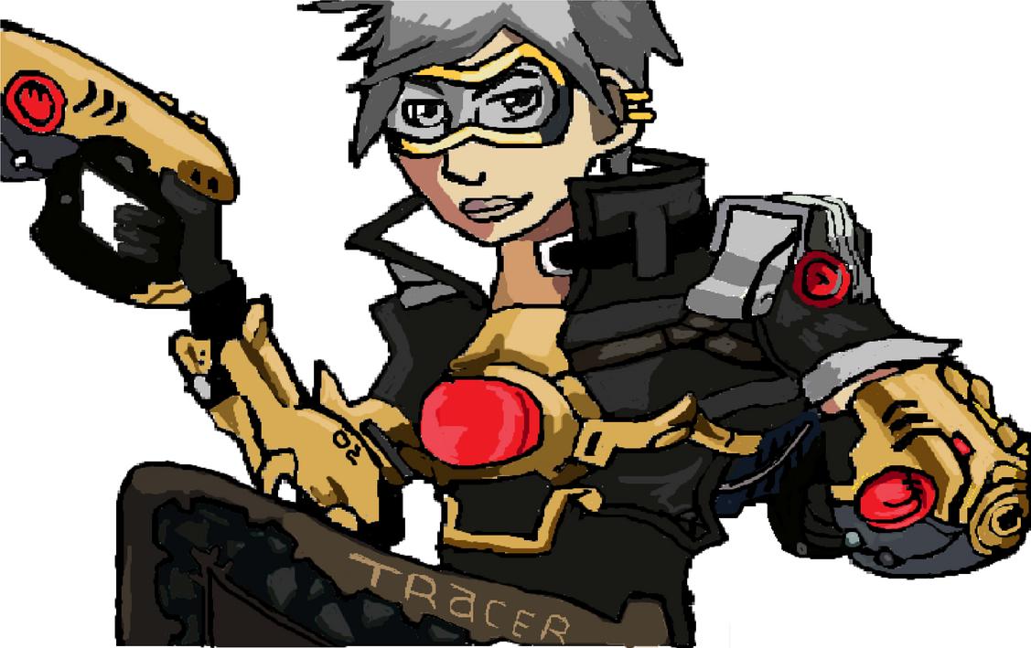 Overwatch tracer alt by kingfret