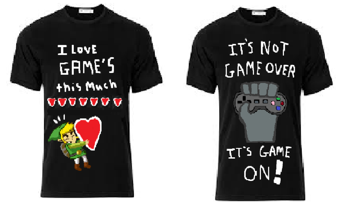 T shirts idea's by kingfret