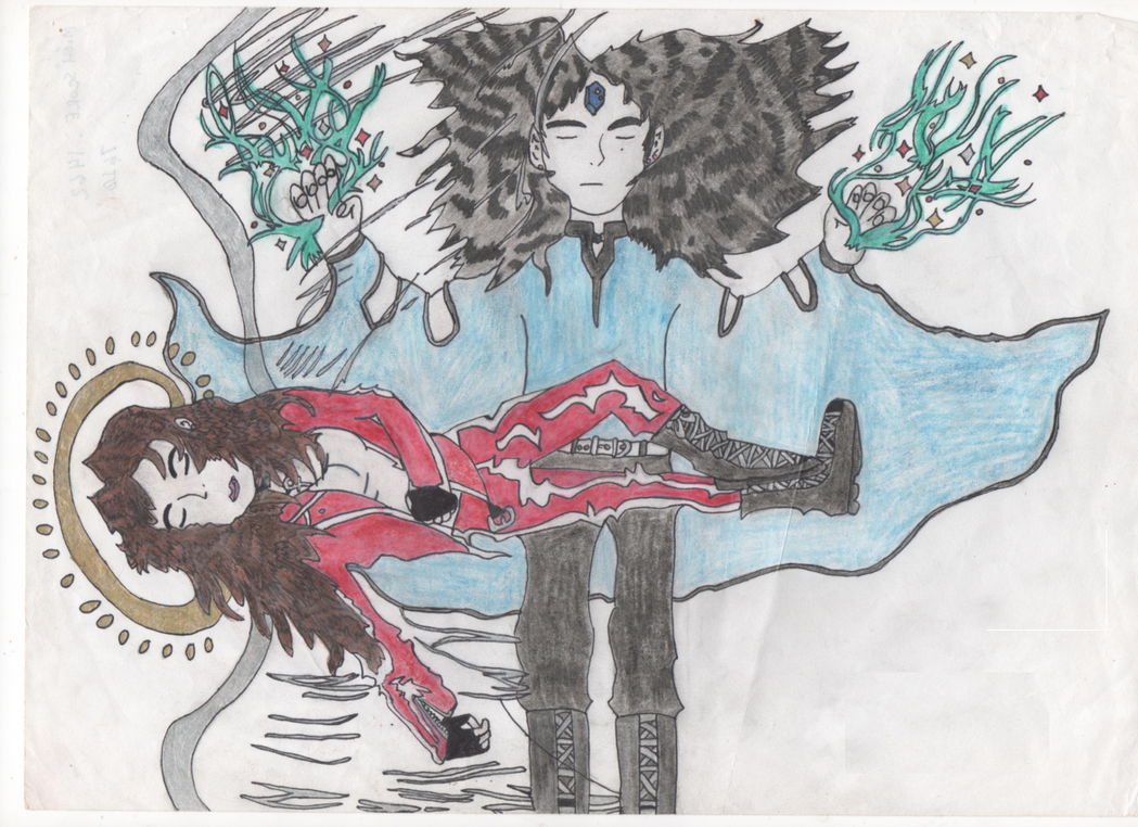 Awakening the angel within ! by kingfret