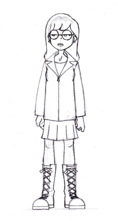 SiL - Hope as Daria by Jack042