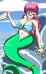 [COM] Mermaid Reading