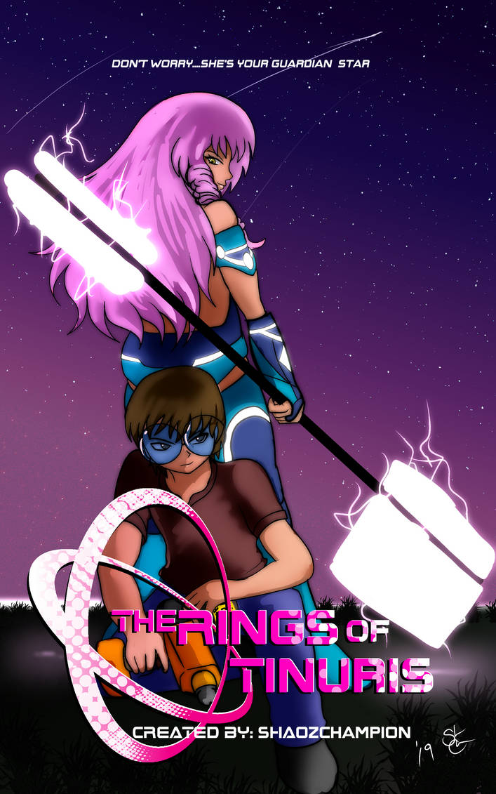 Rings Of Tinuris cover 2