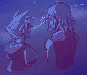 Under those stars
