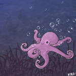 Octopoo by Potatoskin