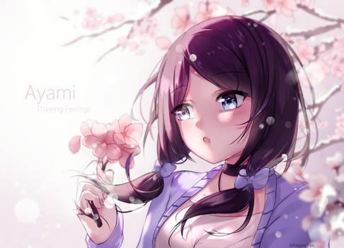 Thawing Feels - Ayami Fanart
