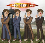 Doctor Who - 10th Regeneration