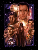 Star Wars: The Force Awakens by kelvin8