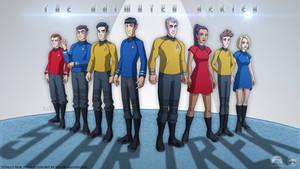 J.J. Abrams' Star Trek: The Animated Series