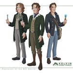 Doctor Who - Evolution of the 8th Doctor