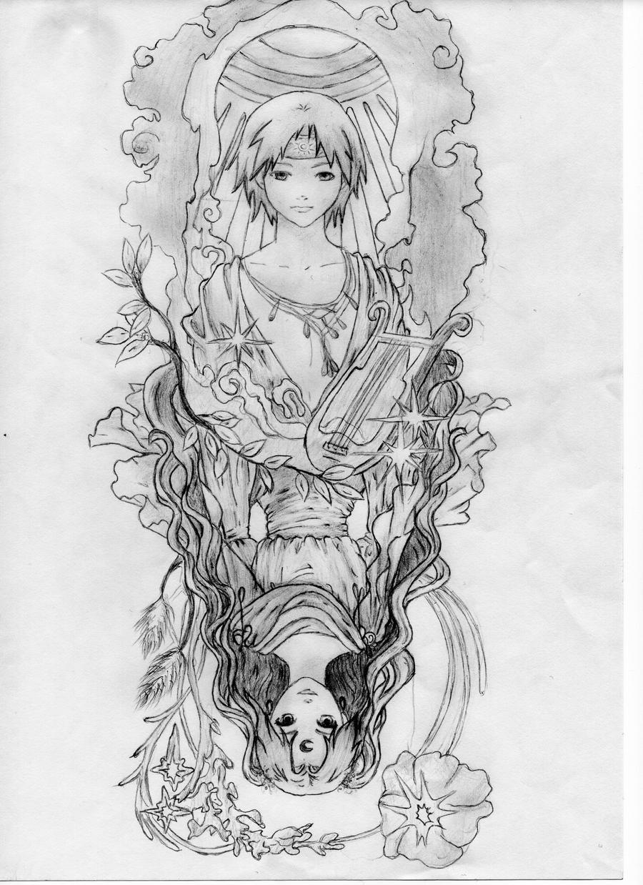 apollo drawing - photo #19