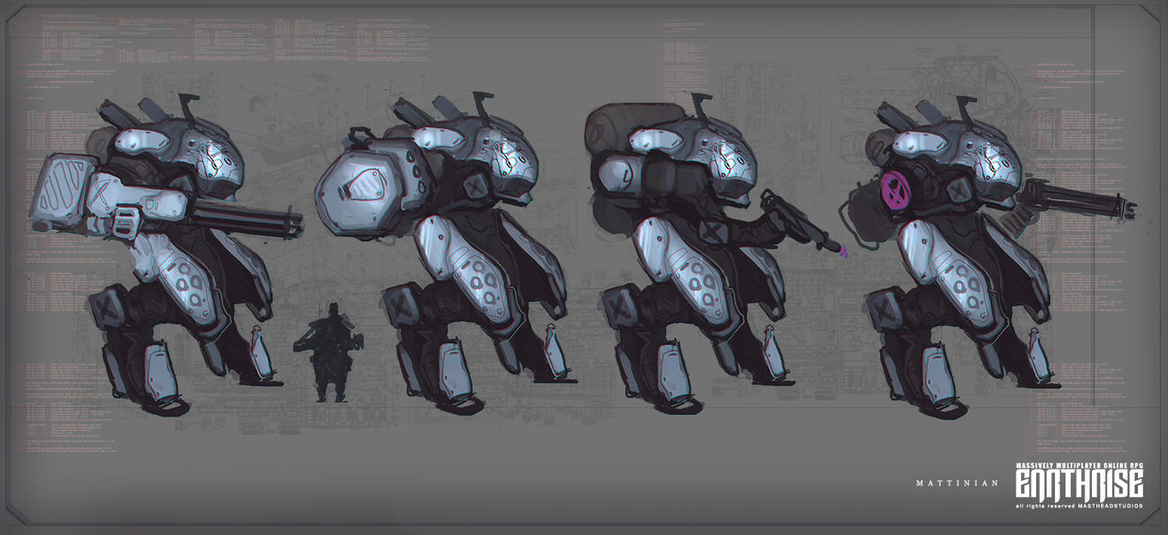Earthrise Concepts 8 by Mattinian