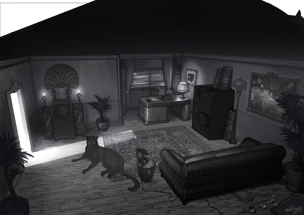 Interior by Mattinian