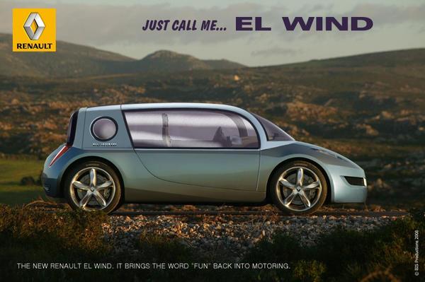 Renault El Wind by Bispro