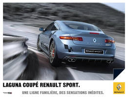 Laguna Coupe' RS