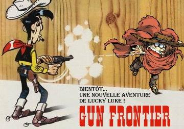 Lucky Luke contre Tochirô !