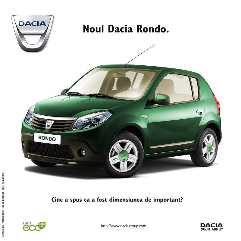 Dacia Rondo
