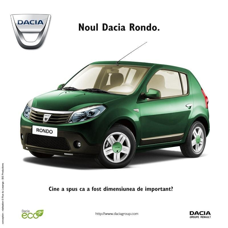 Dacia Rondo by Bispro