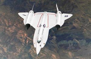USAF Lockheed NF-12A Whitebird by Bispro