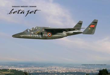 Dassault-Brg.-Dornier Beta Jet by Bispro