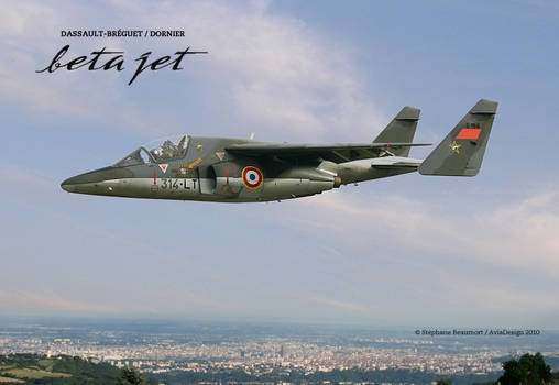 Dassault-Brg.-Dornier Beta Jet
