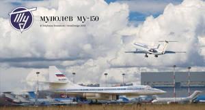 Tupolev Tu-150 Crossbow