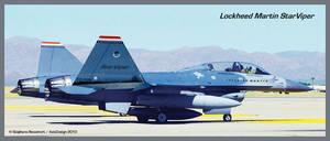 Lockheed Martin StarViper by Bispro