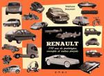 Renault: 110 ans de prototypes