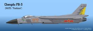 Chengdu FB-3 'Fastlane'