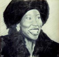 923 - A portrait of Tramaine Hawkins