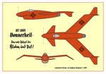 Blohm und Voss Bv 1001 'Donnerkeil' interceptor