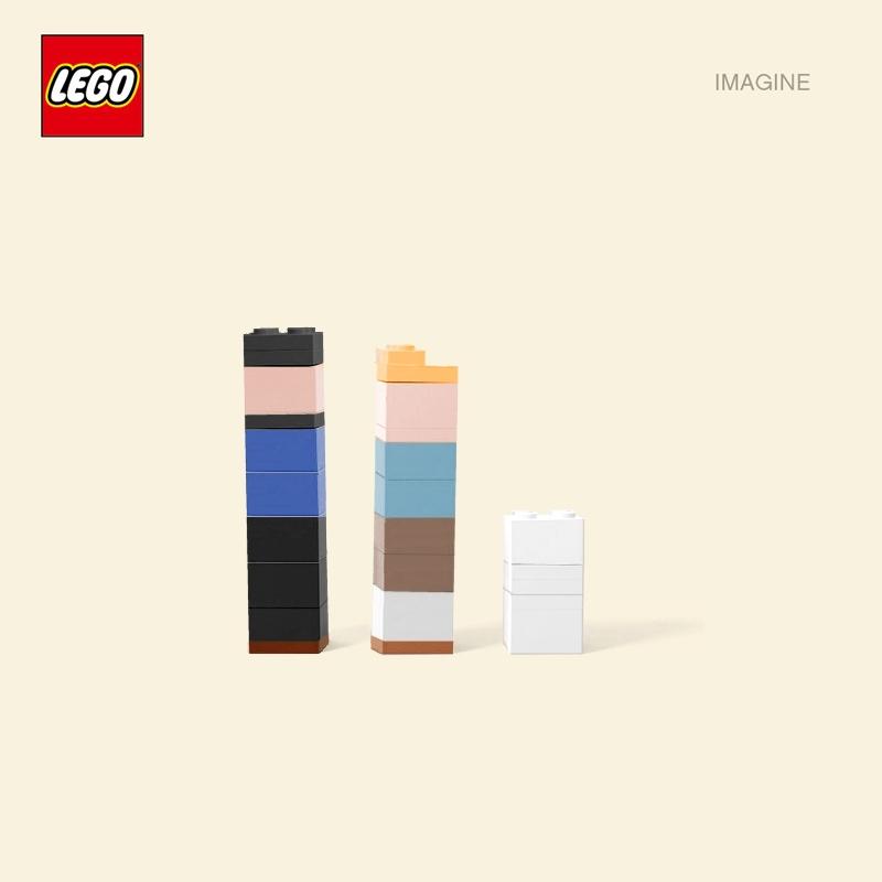 Lego Tintin by Bispro