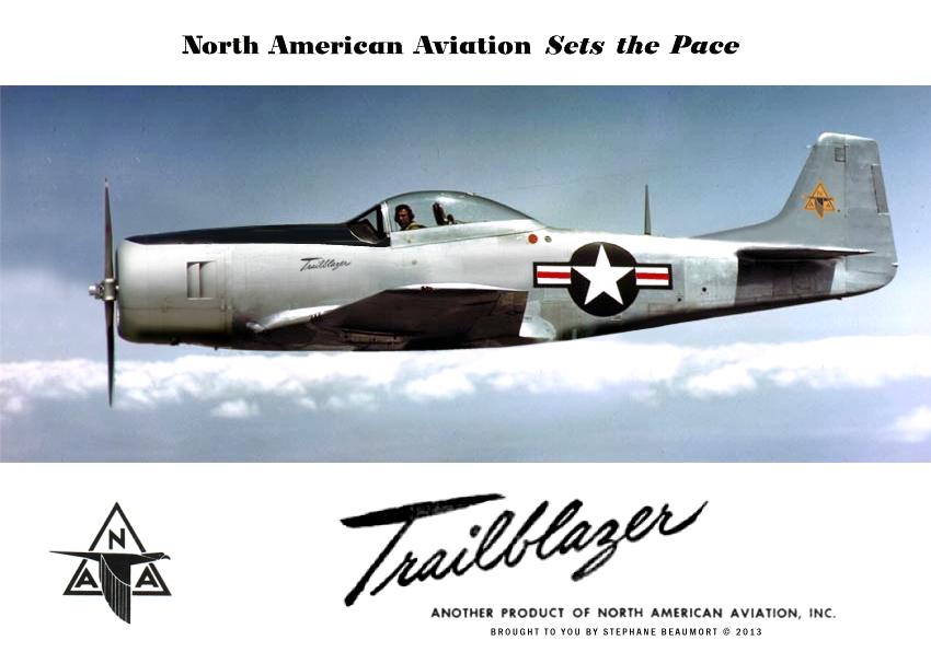 North American Trailblazer by Bispro