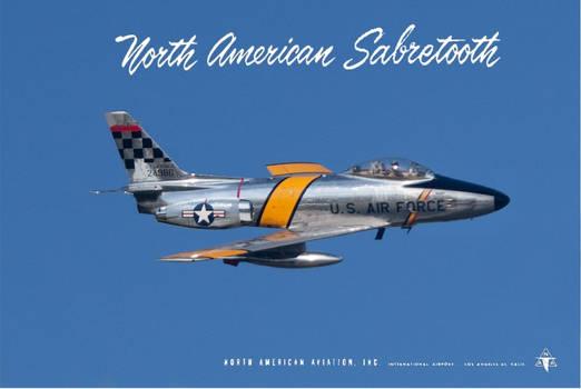 North American AF-86M ''Sabretooth''