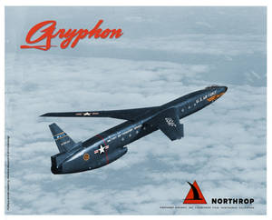 Northrop 'Gryphon' (Special Ops SST)