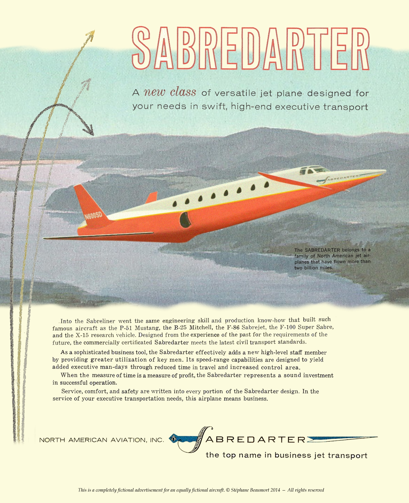 North American Saberdarter