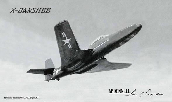 McDonnell X2H-1 ''X-Banshee''