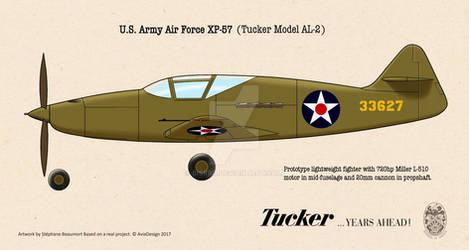 Tucker XP-57