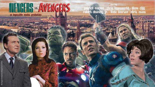 The Avengers vs. The Avengers