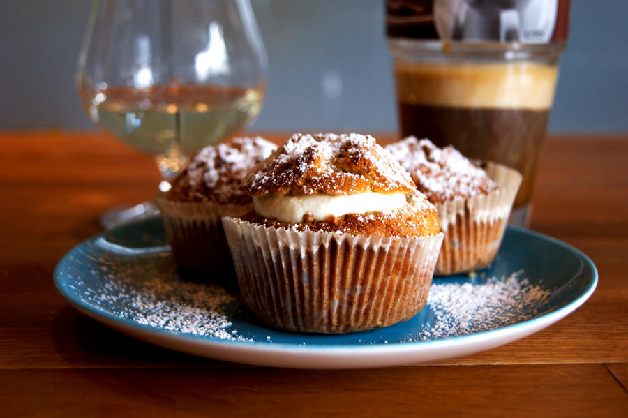 Irish Coffee Cupcakes by Cailleanne on DeviantArt