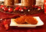 Christmas Cookies - Chili-Chocolate-Cookies