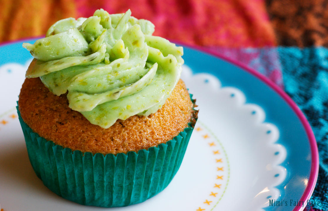 Pistachio Cupcakes by Cailleanne on DeviantArt