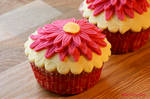 Springflower-Fairy Cakes