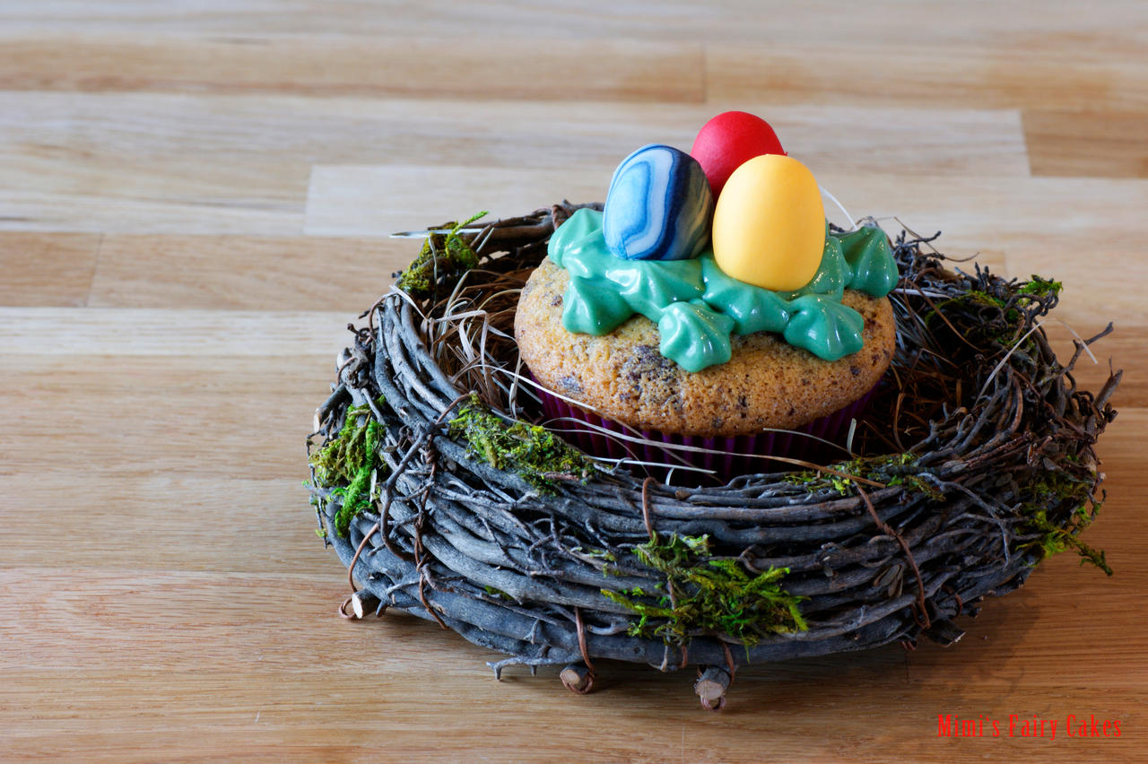 Ultimate Easter Cupcakes by Cailleanne