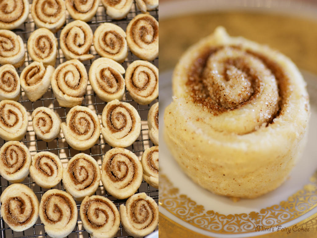 Cinnamon Roll Cookies by Cailleanne