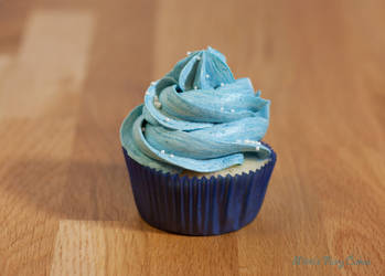 Singing in the Rain Cupcakes by Cailleanne