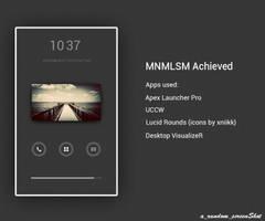 MNMLSM Achieved by AlexJMiller