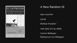 A New Random UI by AlexJMiller