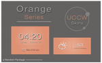 Orange Series for #UCCW