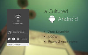 CulturedAndroid by AlexJMiller