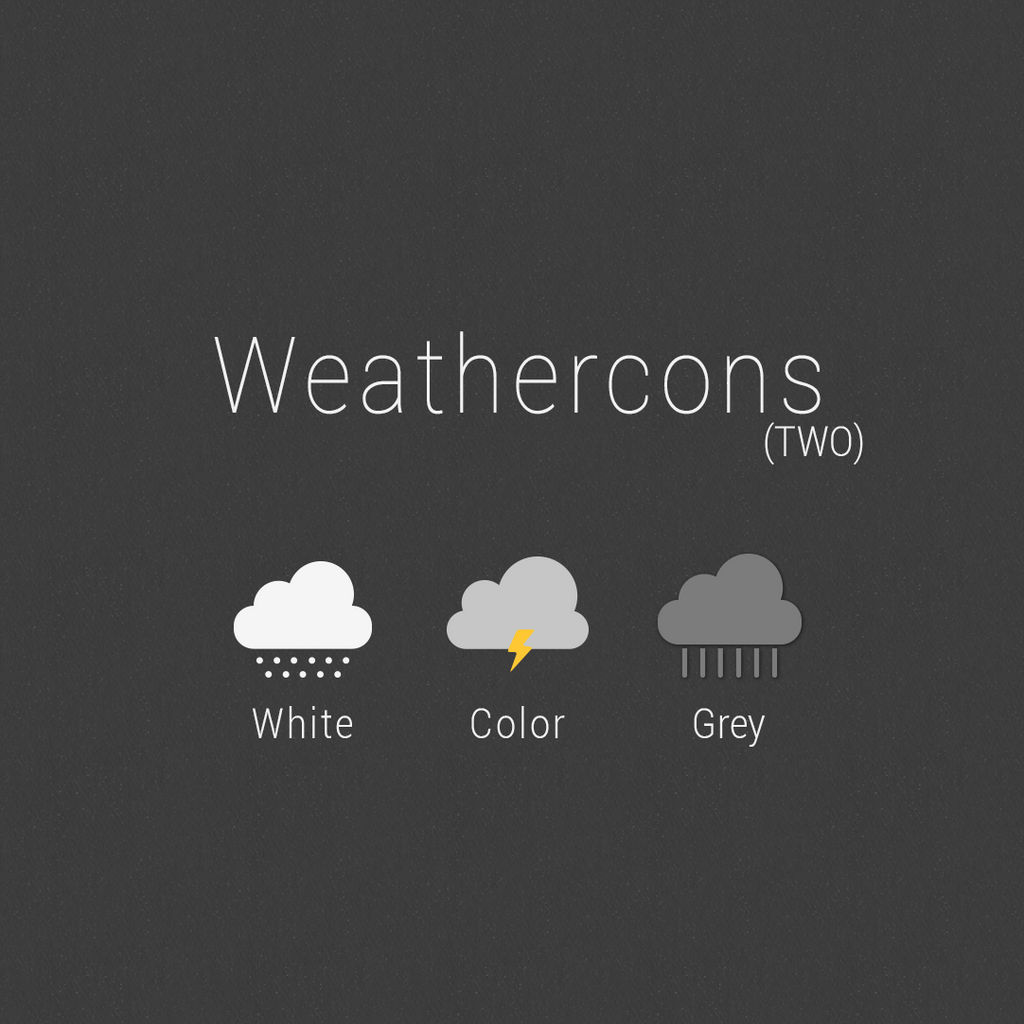 WeatherCons Two